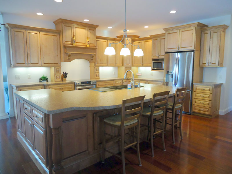 Cochranville Custom Kitchen
